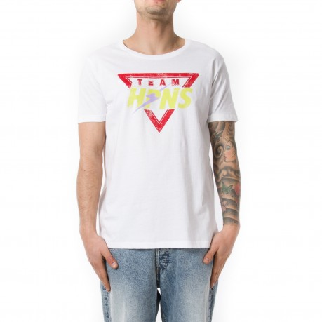 Happiness t shirt with man...