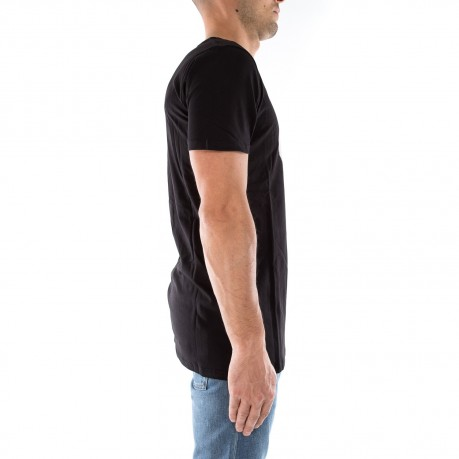 Hype black t-shirt with logo