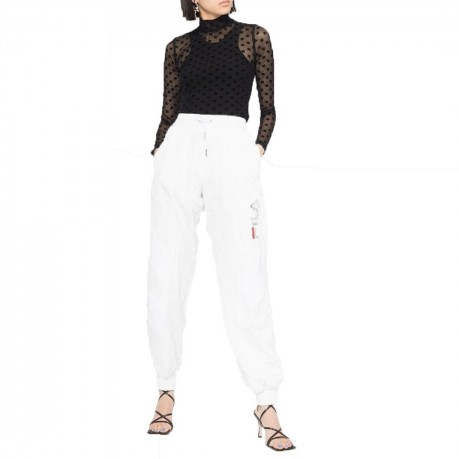 Fila white trousers with...