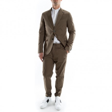 Army green classic trouser...